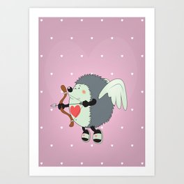 Cupid Art Print