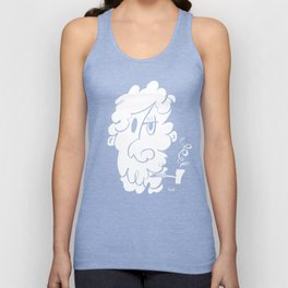 The Doodle Smoker Unisex Tank Top