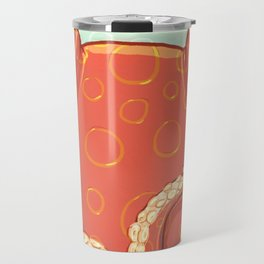 Goldie the Octopus Travel Mug