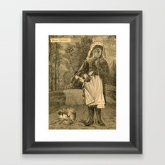 Know Thyself Framed Art Print