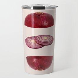 Onions Travel Mug