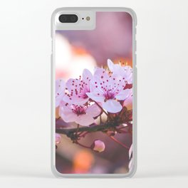 101 - Blossom Clear iPhone Case