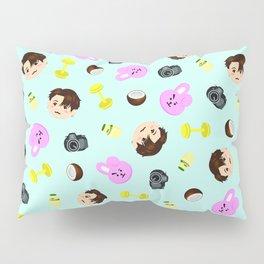 BTS Jungkook Emojis Pillow Sham
