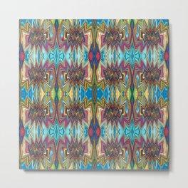 Phillip Gallant Media Design - Pattern VIII June 21 2020 By Phillip Gallant Metal Print