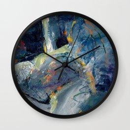 Vessel 118 Wall Clock