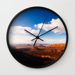 Moab-Utah Wall Clock