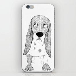 The Dog iPhone Skin