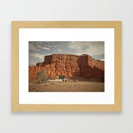 Tes Nez Iah, Arizona Framed Art Print