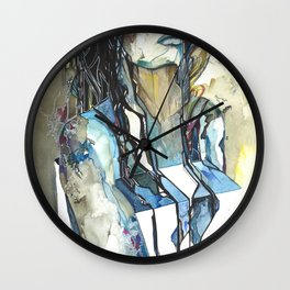 the box II Wall Clock