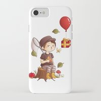 animal crossing iPhone & iPod Cases featuring Animal Crossing by MaliceZ
