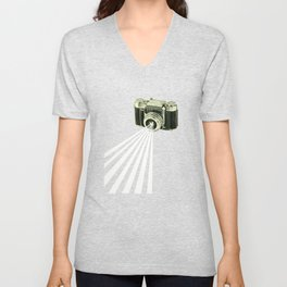 Depth of Field Unisex V-Neck