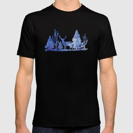 Blue Land II T-shirt