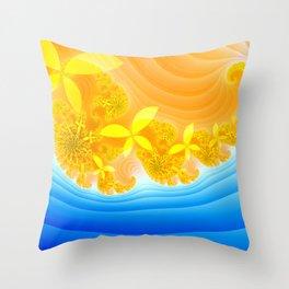 Heavensward Throw Pillow