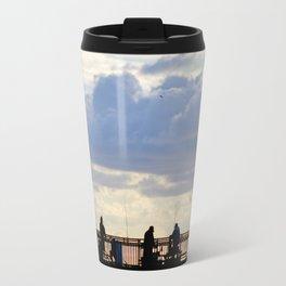 Morning Meeting in Florida Travel Mug