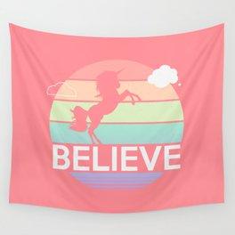Believe Wall Tapestry
