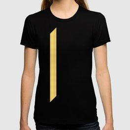 Tagged Gold no11 T-shirt