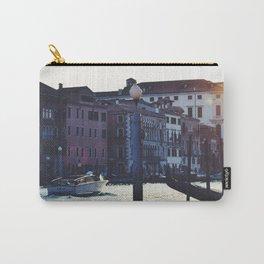 A Venetian Sunset Carry-All Pouch