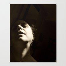 Shadow Me Canvas Print