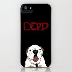 Derp 3 Slim Case iPhone (5, 5s)