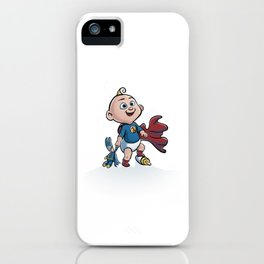 Super Jack-Jack iPhone Case