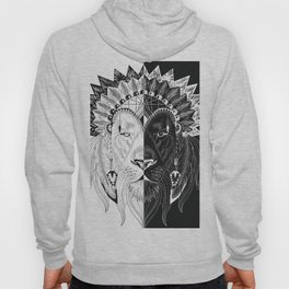 Indian Lion Hoody