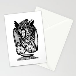 Winter - Emilie Record Stationery Cards