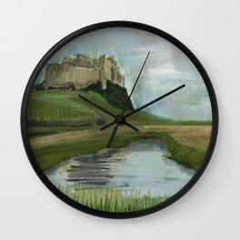 Lindisfarne Wall Clock