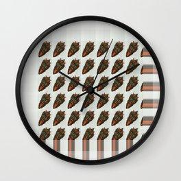 krampuskrampuskrampus Wall Clock