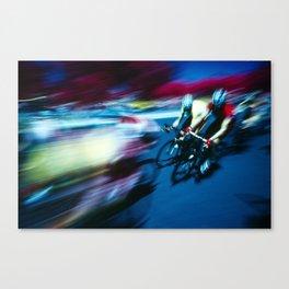 Sprint! Canvas Print