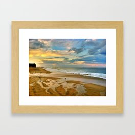 Asbury Park, NJ Framed Art Print
