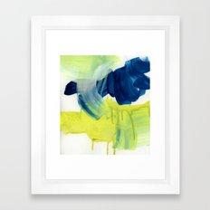 alla prima 3 Framed Art Print