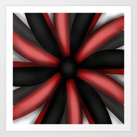 passion Art Prints featuring Passion by ShaylahLeigh