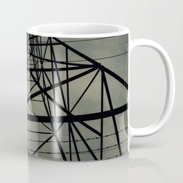Power Lines Coffee Mug