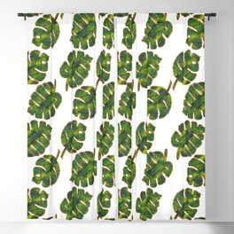 Tropical Paradise Blackout Curtain
