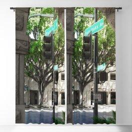 Street photography Fair Oaks avenue Blackout Curtain