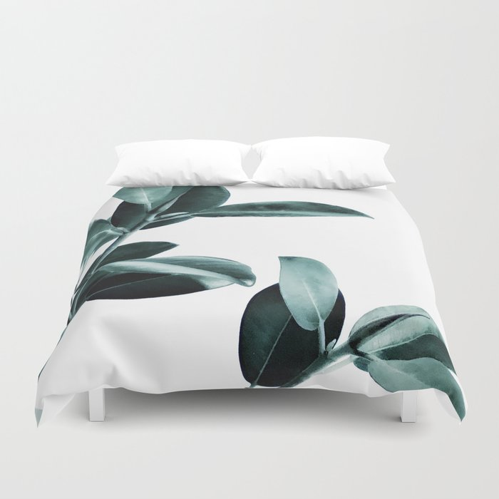 Natural obsession Duvet Cover