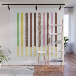 Pocky Sticks Wall Mural