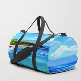 Hoʻokipa Noon Duffle Bag