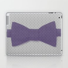 bow tie Laptop & iPad Skin
