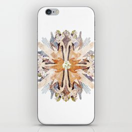 Kaleidoscope II iPhone Skin