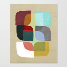 Color Overlay Canvas Print