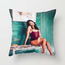 Tasmin Throw Pillow