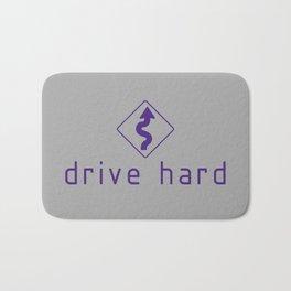 Drive Hard v6 HQvector Bath Mat