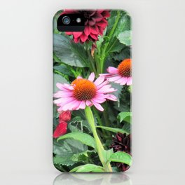 Floral Delight iPhone Case