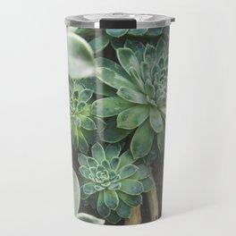 Botanical Gardens - Succulent #625 Travel Mug