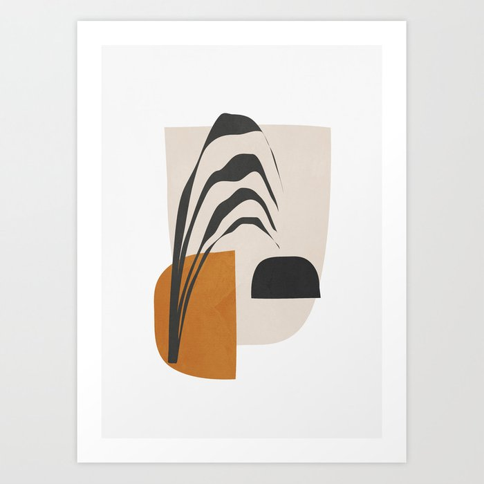 Abstract Shapes 3 Kunstdrucke