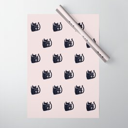 World Domination For Cats Wrapping Paper