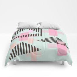 Gem & Mineral Show Comforters