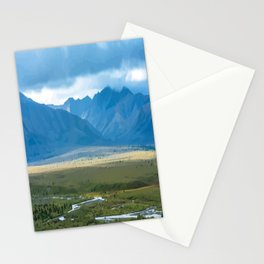 The Last Frontier, Denali National Park Stationery Cards