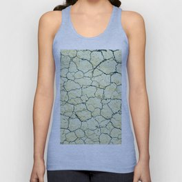 Dry Lake Bed Unisex Tank Top